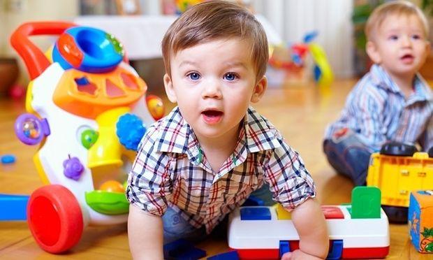 Ποιο είναι το κατάλληλο παιχνίδι για την ηλικία του παιδιού σας;
