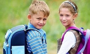 Σχολική τσάντα: Τι να προσέξουμε πριν την αγοράσουμε;
