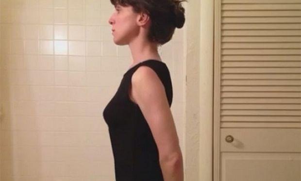 Οι 9 μήνες της εγκυμοσύνης σε...6 δευτερόλεπτα! (βίντεο)