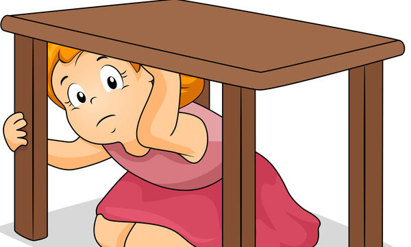 Σεισμός: Πώς να προφυλαχθείτε εσείς και τα παιδιά σας