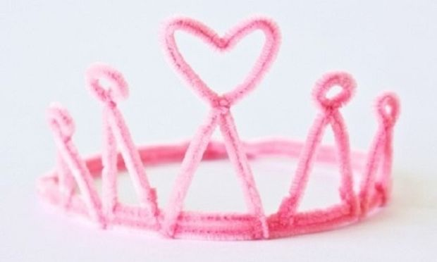 Φτιάξτε μόνες σας στέμμα για την μικρή σας πριγκίπισσα!
