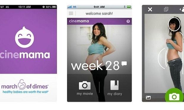 Εκπληκτικό! Εφαρμογή smartphone για έγκυες!