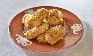 Τυρένιες κροκέτες πατάτας στο φούρνο από τον Γιώργο Γεράρδο!