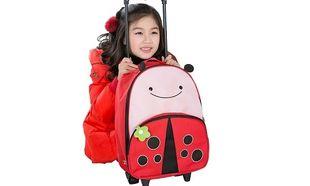 Γιατί να επιλέξετε σχολική τσάντα με ροδάκια!