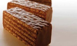 Συνταγή για σπιτική γκοφρέτα σοκολάτας!