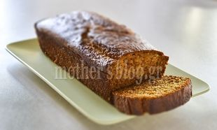 Υγιεινό κέικ με μέλι, γιαούρτι και άρωμα λεμονιού, από τον Γιώργο Γεράρδο!
