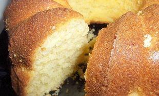 Συνταγή για το πιο νόστιμο κι εύκολο κέικ λεμονιού!