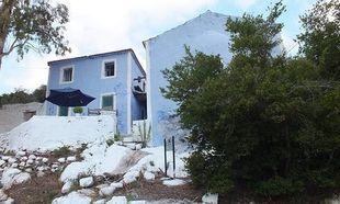 Κεφαλονιά: Το «γαλάζιο σπίτι» στον Αθέρα μοναδική κληρονομιά μιας άλλης εποχής!
