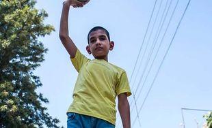 Δε θα πιστεύετε τι ύψος έχει αυτός ο 5χρονος! (εικόνες)