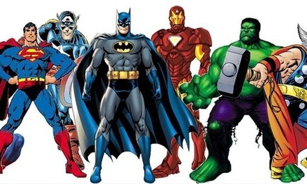 Γιατί τα παιδιά χρειάζονται τους σούπερ ήρωες;