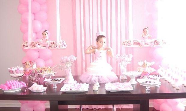 Κάνετε πάρτι με θέμα «Μπαλαρίνα»; Δείτε ένα εκπληκτικό κέρασμα που θα ξετρελάνει τις μικρές σας!