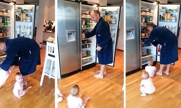 Αυτός ο μπαμπάς μας αποκαλύπτει γιατί είναι αδύνατον να φτιάξει πρωινό μαζί με τα παιδιά του! (βίντεο)