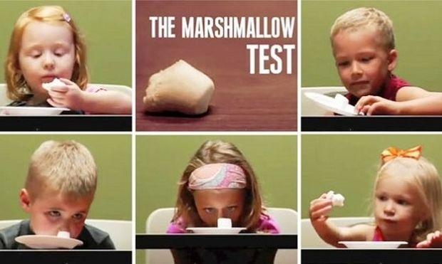 Δείτε πώς με το τεστ του ζαχαρωτού, τα παιδιά αποδεικνύουν την αυτοσυγκράτησή τους! (βίντεο)