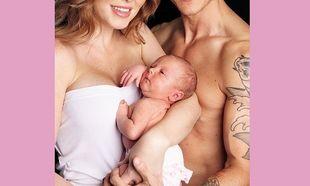 «Ήταν η καλύτερη νύχτα της ζωής μου όταν γεννήθηκε η κόρη μου»-Ποιος διάσημος το είπε; (εικόνες)