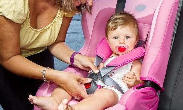 Τι να κάνω όταν το παιδί μου ζαλίζεται στο αυτοκίνητο;