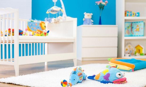 Παιδικό δωμάτιο: Τι είναι όντως απαραίτητο να αγοράσετε!