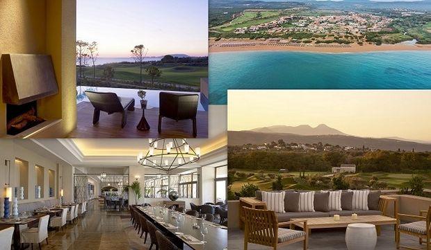 The Romanos, a Luxury Collection Resort: Συνδυάστε φύση και πολυτέλεια σε μια φθινοπωρινή εξόρμηση στη Μεσσηνιακή γη!