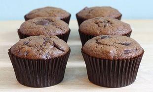 Συνταγή για τα πιο νόστιμα muffins με 3 υλικά!