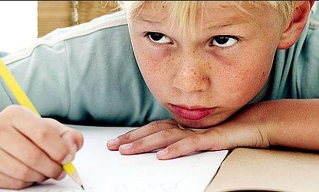 Τεστ: Μάθε αν το παιδί σου έχει κάποια μαθησιακή δυσκολία