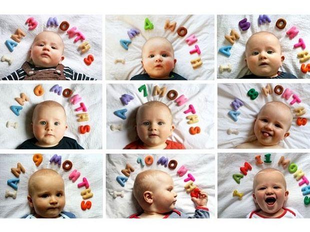 Έτσι θα κάνετε τις φωτογραφίες του μωρού σας μοναδικές!