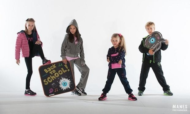 Look @t me Kid's Fashion: Μια νέα Ελληνική δραστηριότητα!
