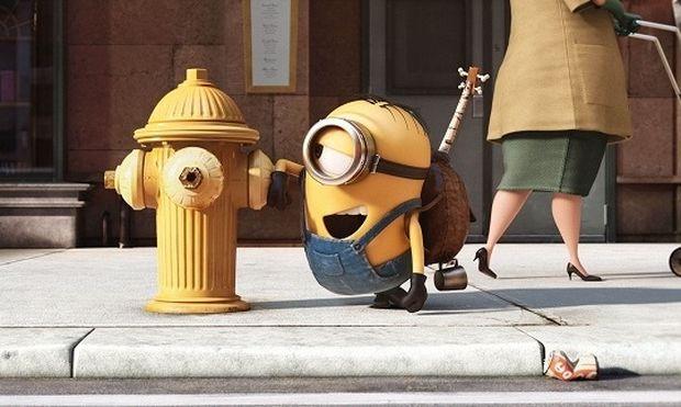 Τα μοναδικά Minions αποκτούν τώρα τη δική τους ταινία!