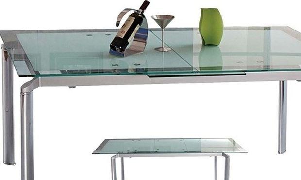 Δεν πάει ο νους σας τι πρέπει να κάνετε για να αστράψει το γυάλινο τραπέζι σας!