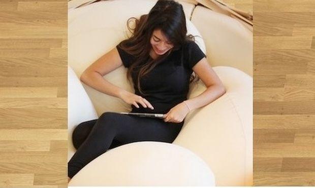 Καταργήστε τους καναπέδες στο σαλόνι και τοποθετήστε...