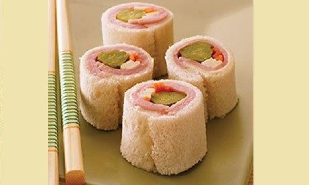 Ένα διαφορετικό «σούσι» αποκλειστικά για παιδιά!