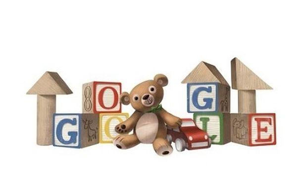 Ημέρα του Παιδιού: Το σημερινό Doodle της Google, αφιερωμένο στα παιδιά!