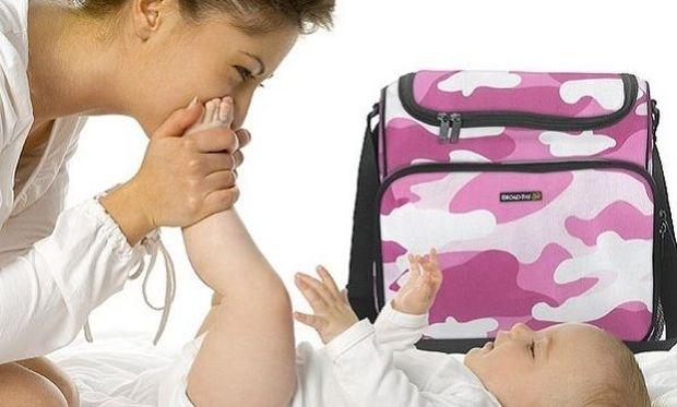 Αυτά είναι τα απαραίτητα που πρέπει να έχει η τσάντα για το μωρό σας!