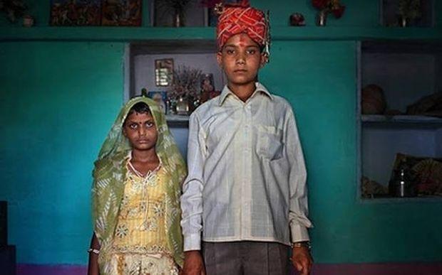 ΟΗΕ: Ετοιμάζει νόμους για να τερματιστούν οι γάμοι ανηλίκων