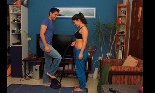 Οι 42 εβδομάδες μίας εγκυμοσύνης σε ένα μοναδικό μονόλεπτο time-lapse βίντεο!