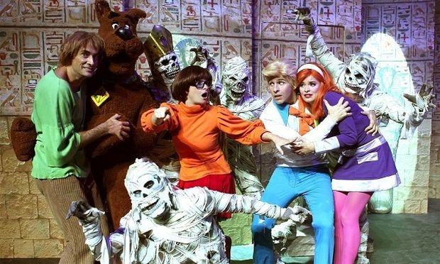 Ο Scooby-Doo έρχεται στο Θέατρο Παλλάς!