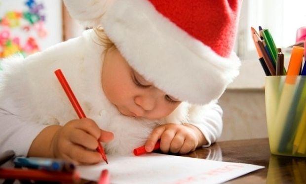 18 ημέρες μέχρι Χριστούγεννα! Ώρα για γράμμα στον Άι Βασίλη!