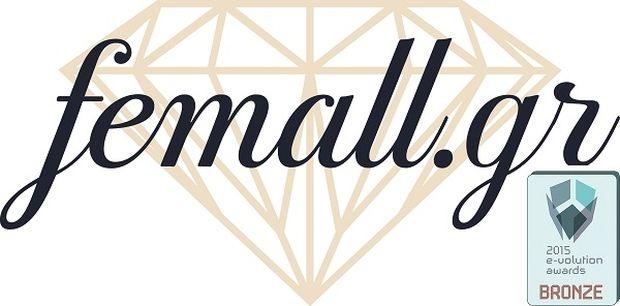 Σπουδαία επιτυχία για το Femall.gr στα 2015 e-volution Awards!