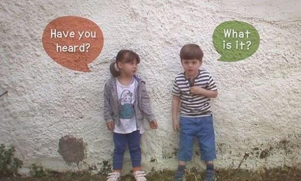 Εσείς γνωρίζετε τι είναι ο πρώτος συνεταιριστικός παιδικός σταθμός; (βίντεο)