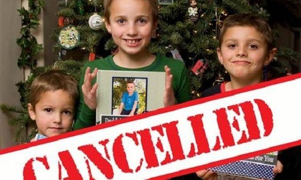 Δείτε για πιο λόγο αυτή η οικογένεια, ακύρωσε τα Χριστούγεννα!