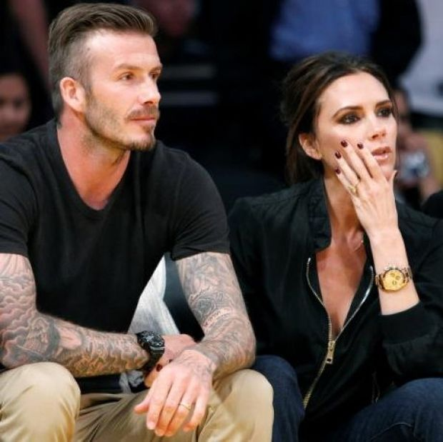 Σύννεφα στον παράδεισο; Η πίεση του David Beckham και το ξέσπασμα της Victoria!