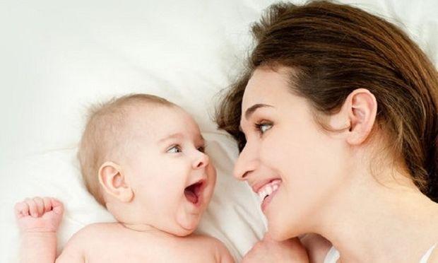 Τι κάνει μια μαμά να χαμογελάει;