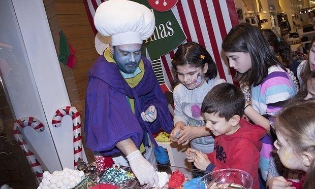 Τις πιο «γλυκές» χριστουγεννιάτικες αναμνήσεις χάρισε στα παιδιά η MARASIL!