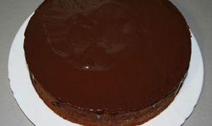 Συνταγή για εύκολη σοκολατένια βασιλόπιτα!