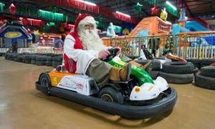 """Οι πιο ζεστές γιορτές """"μέσα"""" στο Santa Claus Kingdom!"""