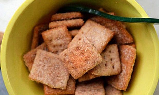 Συνταγή για τα πιο νόστιμα σπιτικά δημητριακά!