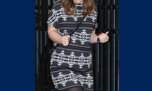 «Δε βιάζομαι να χάσω τα κιλά της εγκυμοσύνης»-Ποια τραγουδίστρια το είπε; (εικόνες)