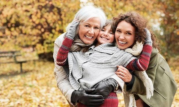 γιαγιά και μαμά σεξ
