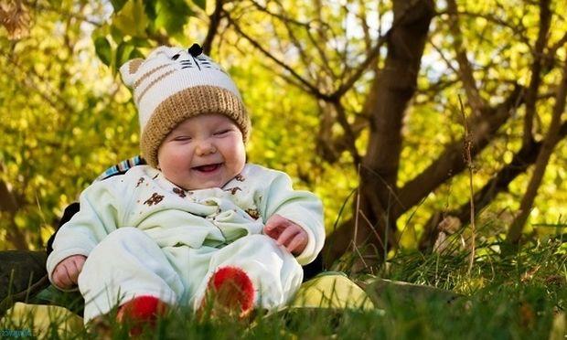 Γιατί τα μωρά χαμογελούν τόσο συχνά;