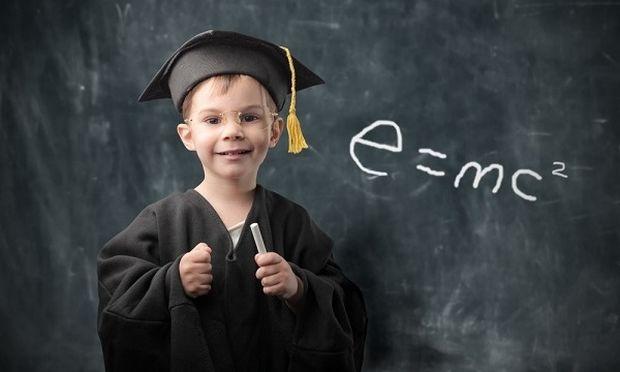 Μήπως το παιδί σας είναι μία μικρή ιδιοφυΐα; Δείτε πως θα το ανακαλύψετε!