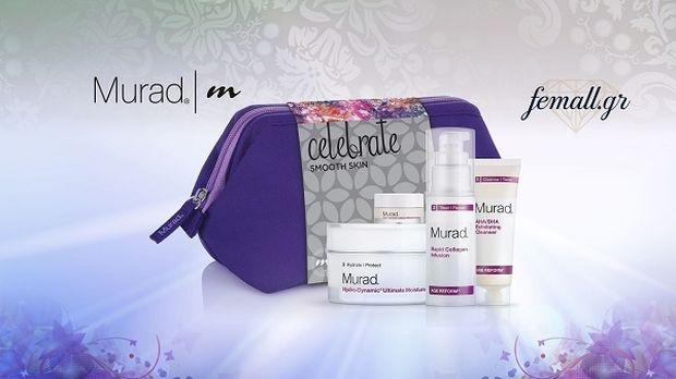 Το προϊόν της ημέρας:Murad Celebrate Smooth Skin