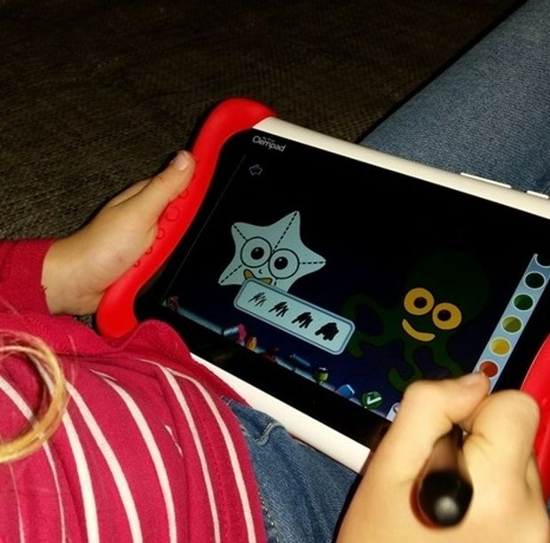 Clempad: Ένα εκπαιδευτικό tablet για παιδιά